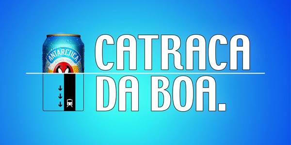 Logo da Catraca da BOA