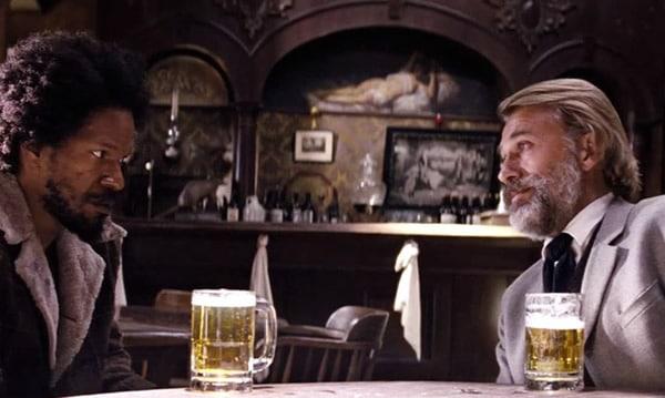 Cena do filme Django