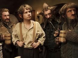 Cena do filme O Hobbit