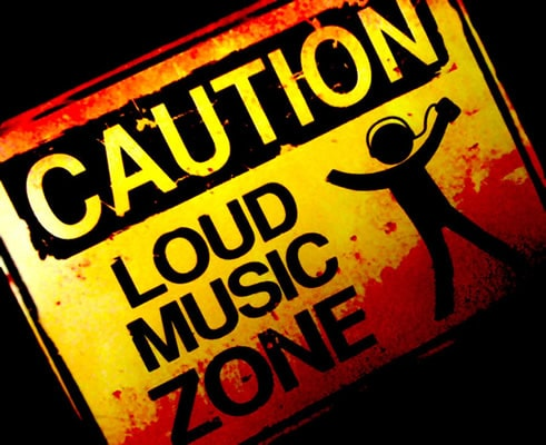 Placa Loud Music
