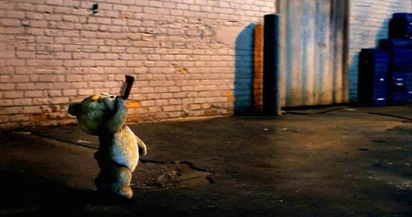 Cena do filme Ted