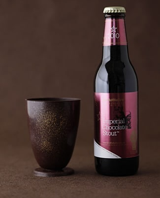 Garrafa da cerveja Imperial Chocolate Sout