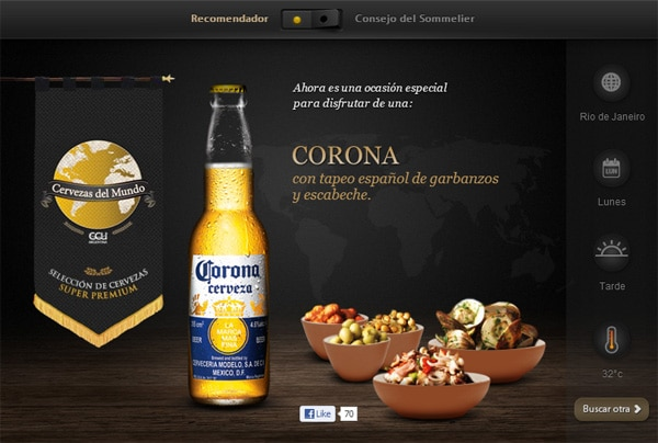 Aplicativo The Beer Recommender