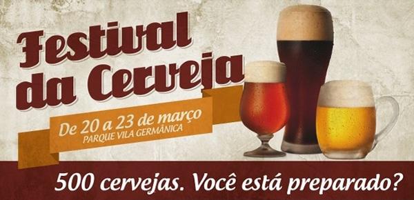 Capa do Festival Brasileiro da Cerveja