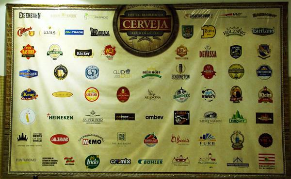 Cartaz do Festival de Cerveja