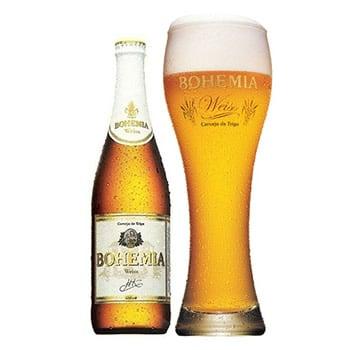 Copo da cerveja Bohemia Weiss