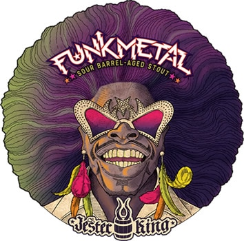 Personagem Funk Metal