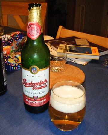 Garrafa da cerveja 1795 Original