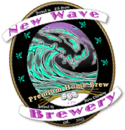 Marca da cervejaria New Wave
