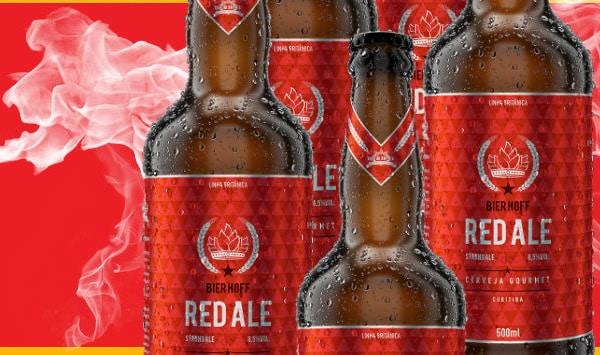 Cerveja Bier Hoff Red Ale