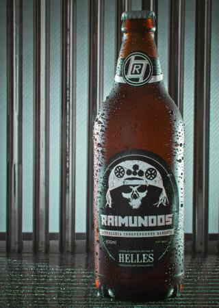 Garrafa da cerveja dos Raimundos, Raimundo Helles