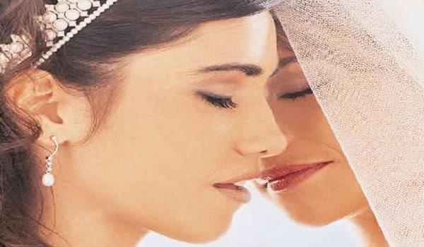 Noivas num casamento gay