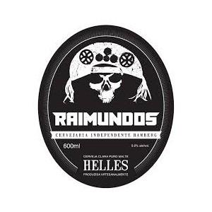 Rótulo da cerveja dos Raimundos