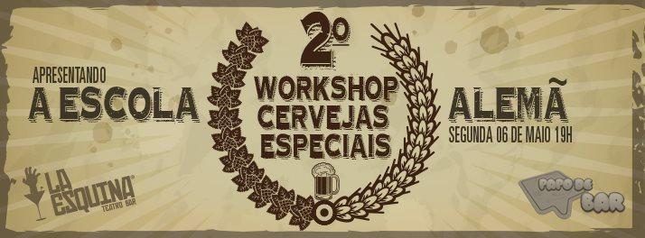 Topo Workshop sobre Escolas Cervejeiras