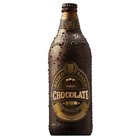 Garrafa da cerveja Baden Baden Chocolate Beer