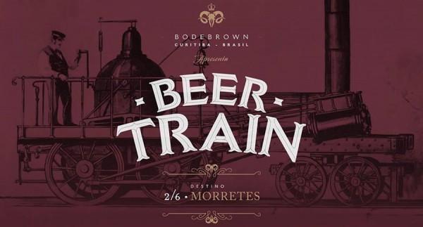 Beer Train no 8º encontro nacional das AcervAs