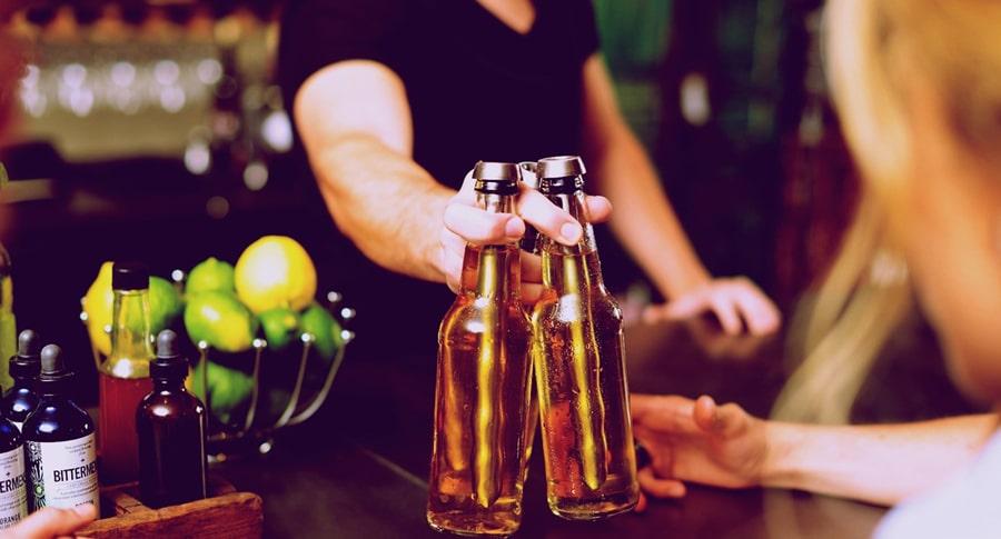 Gelando Cerveja
