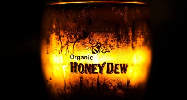 Copo da cerveja Honey Dew