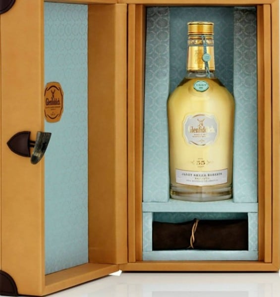 Garrafa do Whisky mais caro do mundo