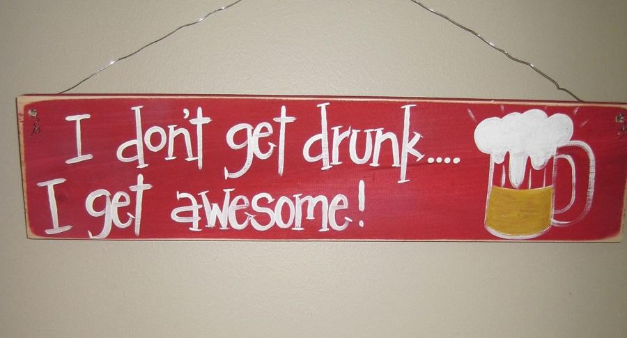 beber é legal