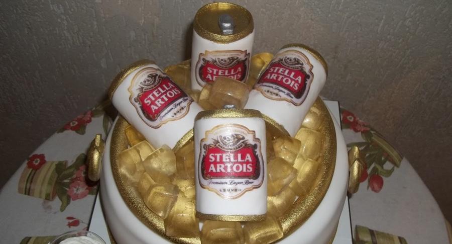 cerveja nas festas de aniversário
