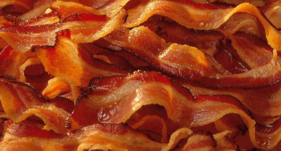bacon cura ressaca
