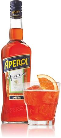 Drink Aperol Spritz