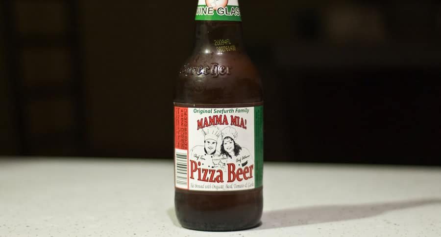 Cerveja de Pizza Beer Pizza