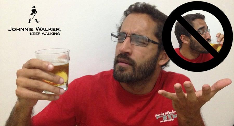Dulcetti proibido beber
