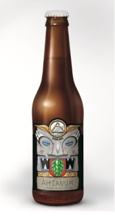 Garrafa da cerveja Dama Ahtanum