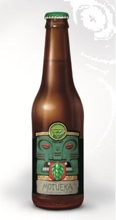 Garrafa da cerveja Dama Motueka