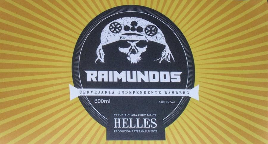 Banner da cerveja dos Raimundos
