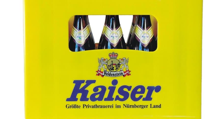 Engradado da Kaiser Radler
