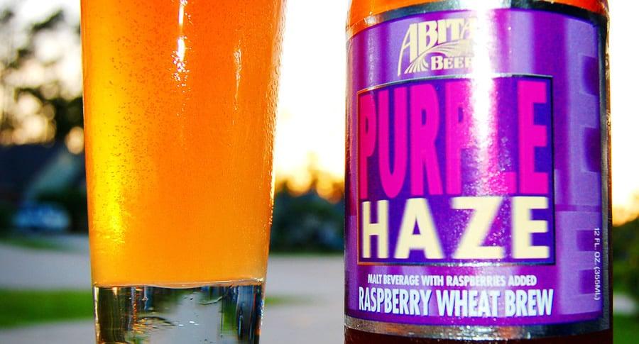 Cerveja Purple Haze