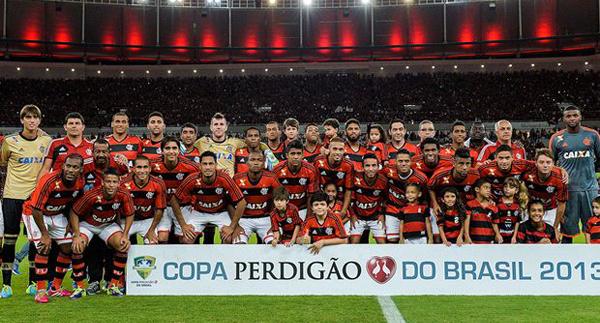 Flamengo é Campeão da Copa do Brasil 2013