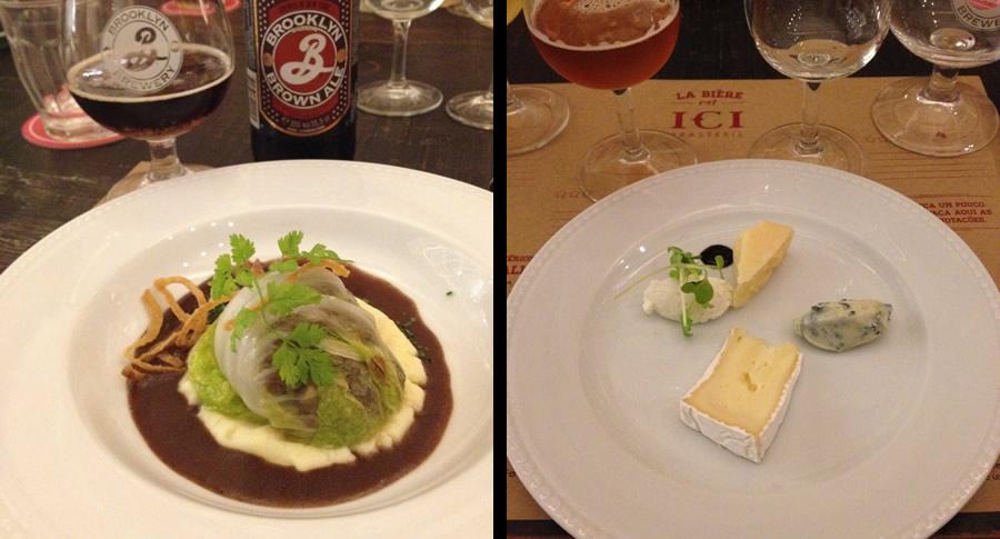 Harmonização de queijos e cerveja no ICI Brasserie