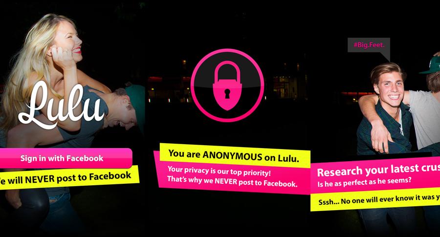 Falha no aplicativo Lulu