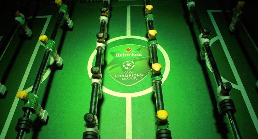 Totó Heineken Champions