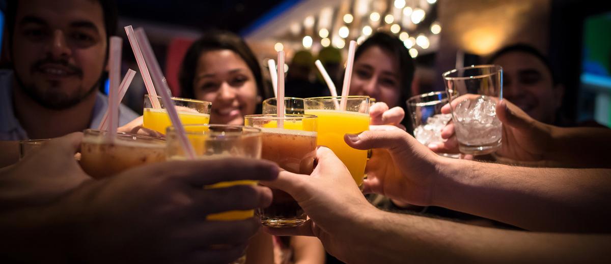 Clínicas na Alemanha em alcoolismo