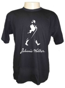 Camiseta do Jhonnie Walker