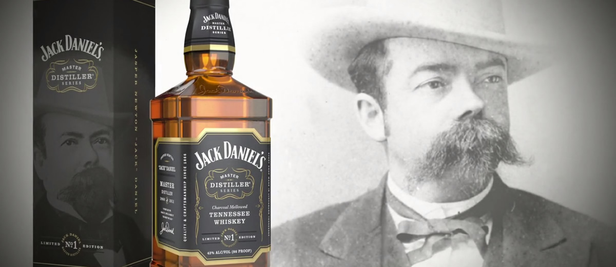 Jack Daniel's Master Distiller #1