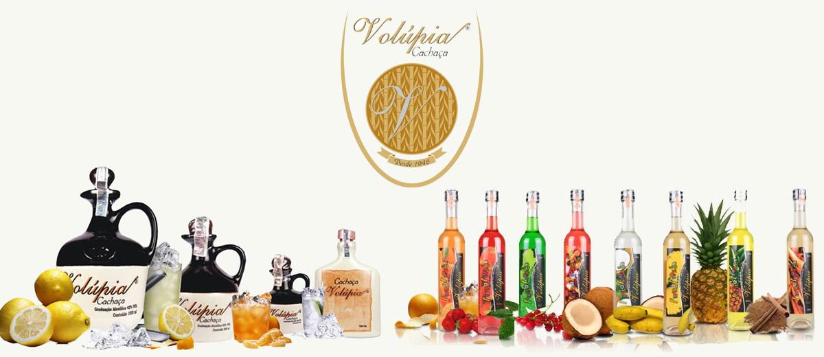 garrafas de Volúpia