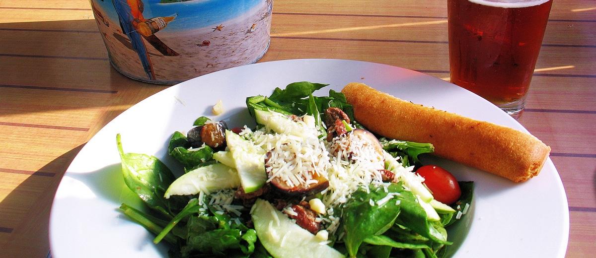 Tem Na Web - Harmonização de Saladas e Cervejas pro verão