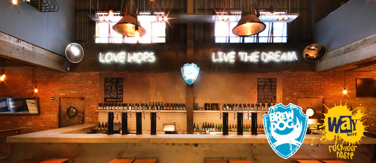Bar BrewDog SP