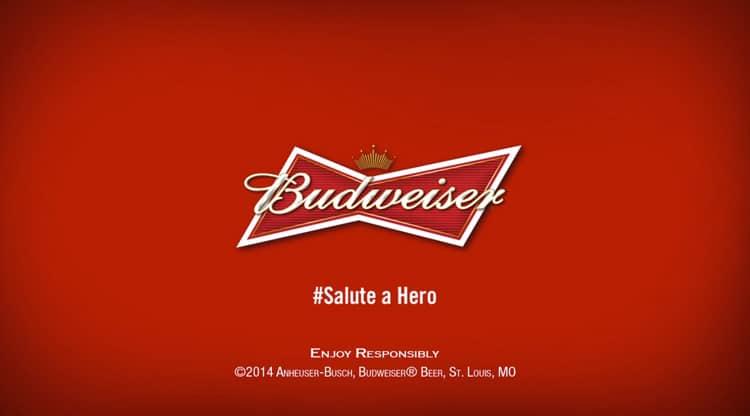 Campanha da Bud no Super Bowl 48