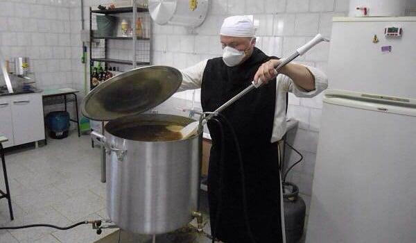 Monges que fazem cerveja