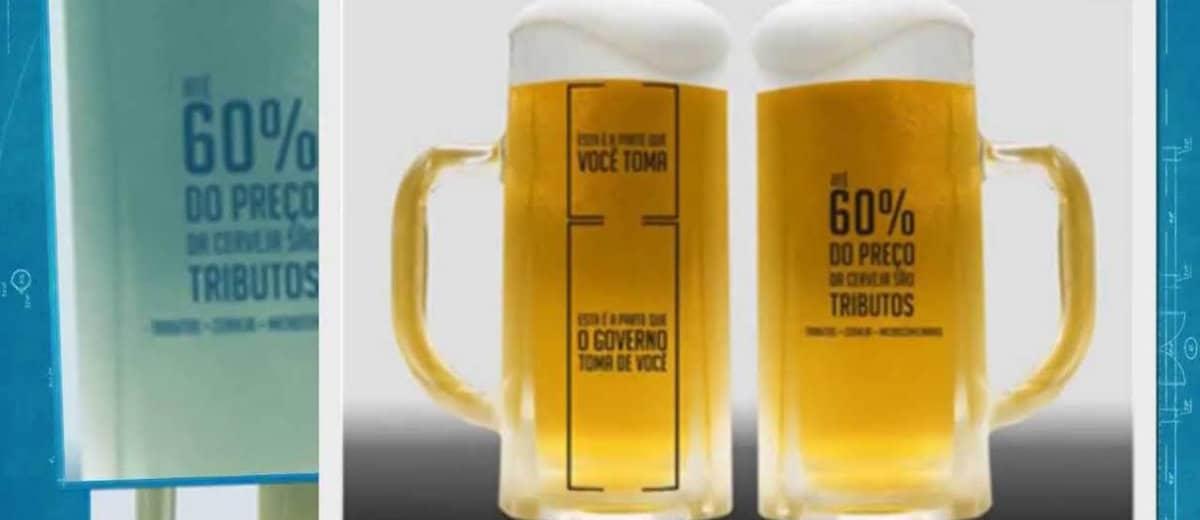 Cerveja e impostos