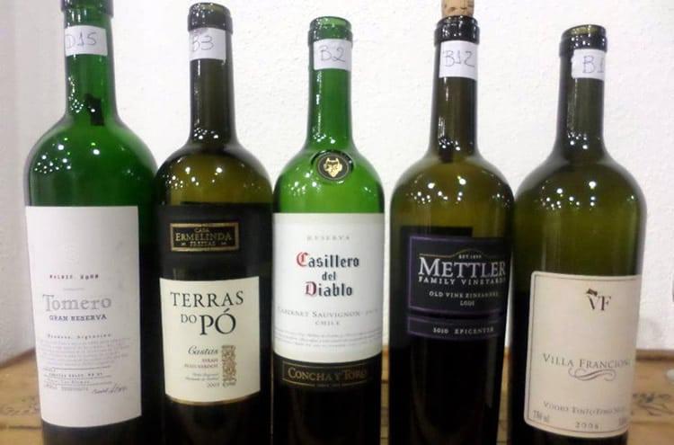 Top 5 vinhos do Encontro de Vinhos 2014