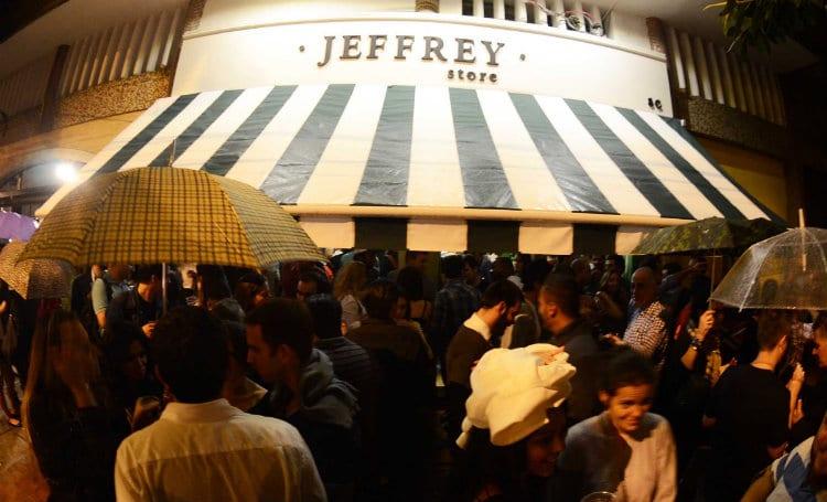 Loja da Cervejaria Jeffrey