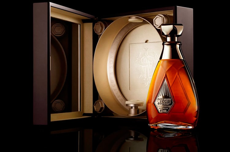 Garrafa do John Walker & Sons Odyssey